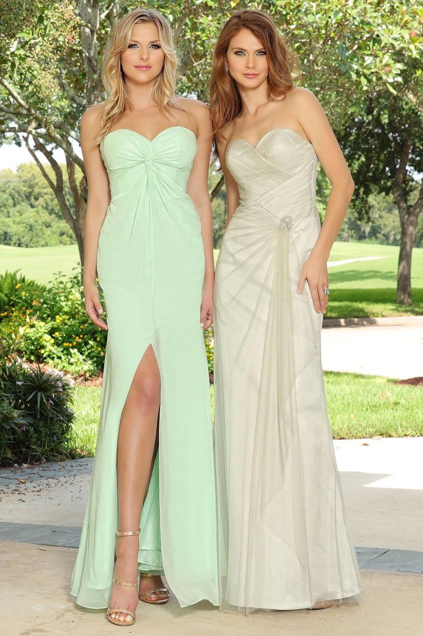 Vesa Dresses - Bridesmaids